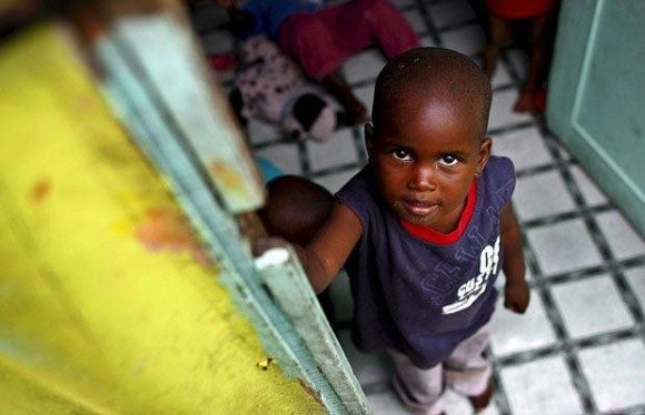 Lesotho AIDS Orphans